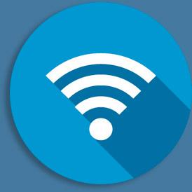 ATM wifi