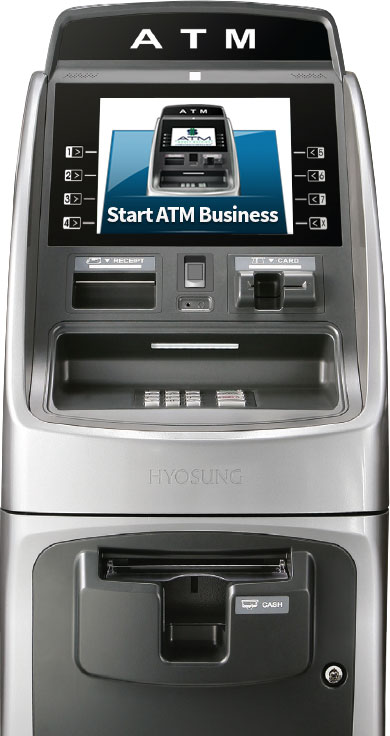 Start an ATM Business – ATM Machines for Sale